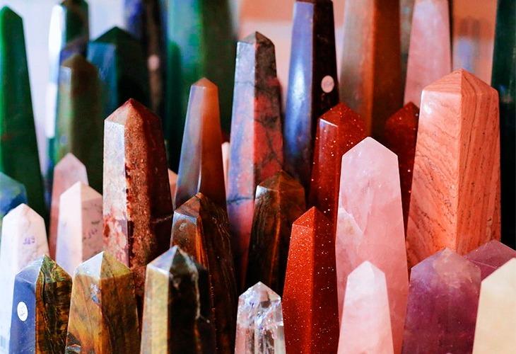 Pedras e cristais, seus significados para uso do dia a dia