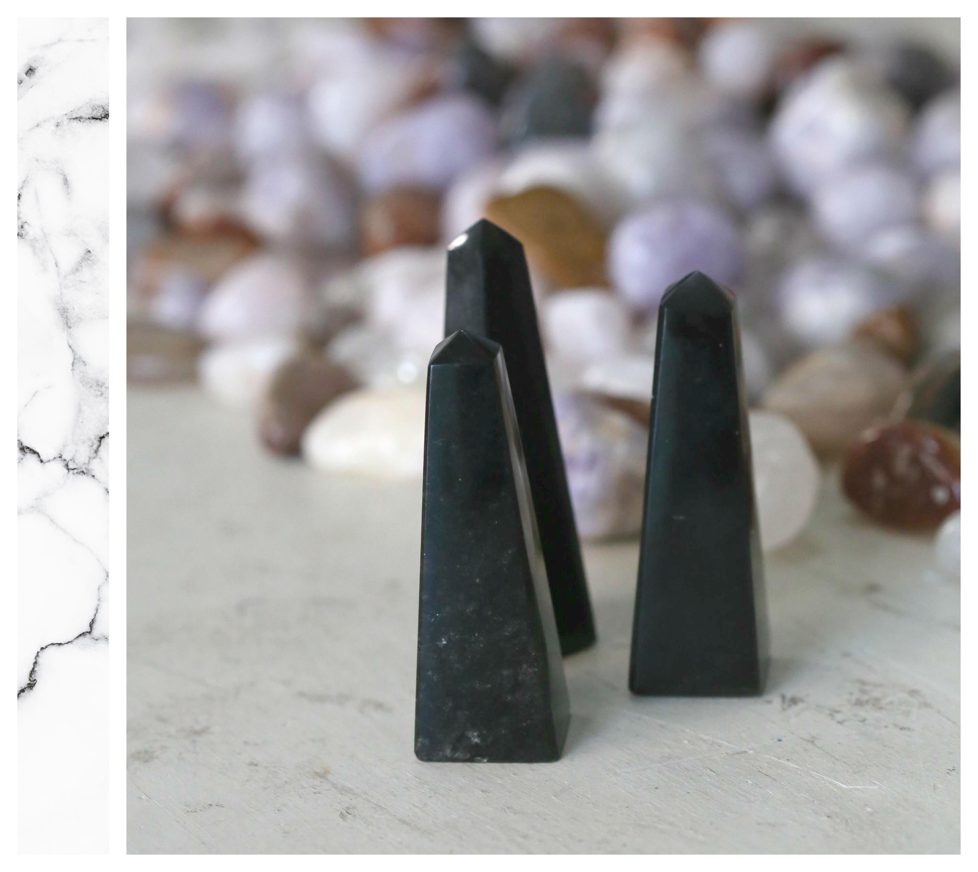 obelisco decore seu escritorio shop dos cristais