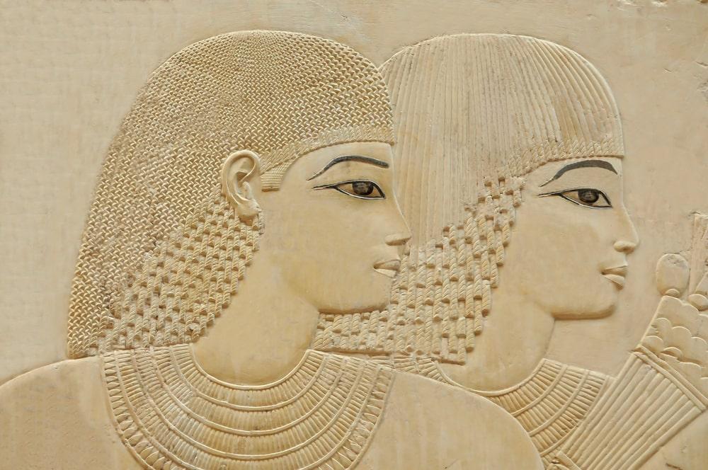 maquiagem egipcia