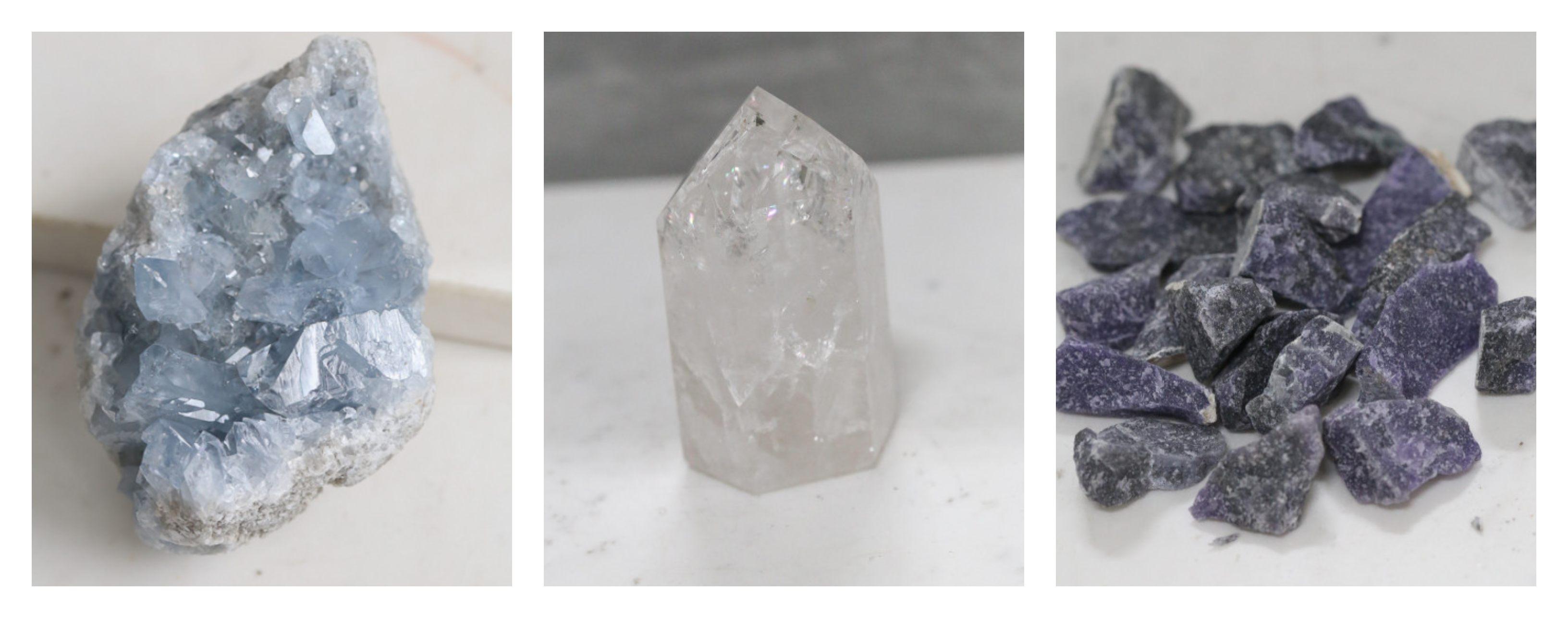 como limpar sua pedra shop dos cristais