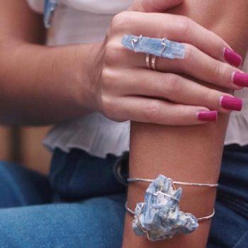 Como os cristais transformam o seu look – e suas energias