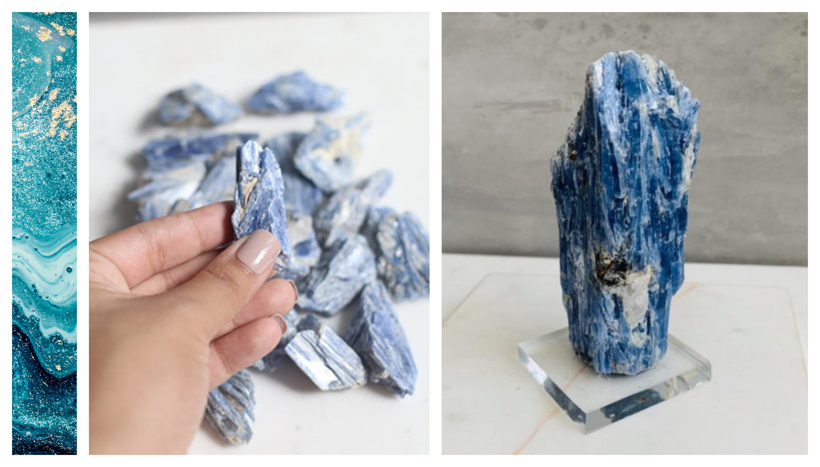 cianita azul dicas de uso