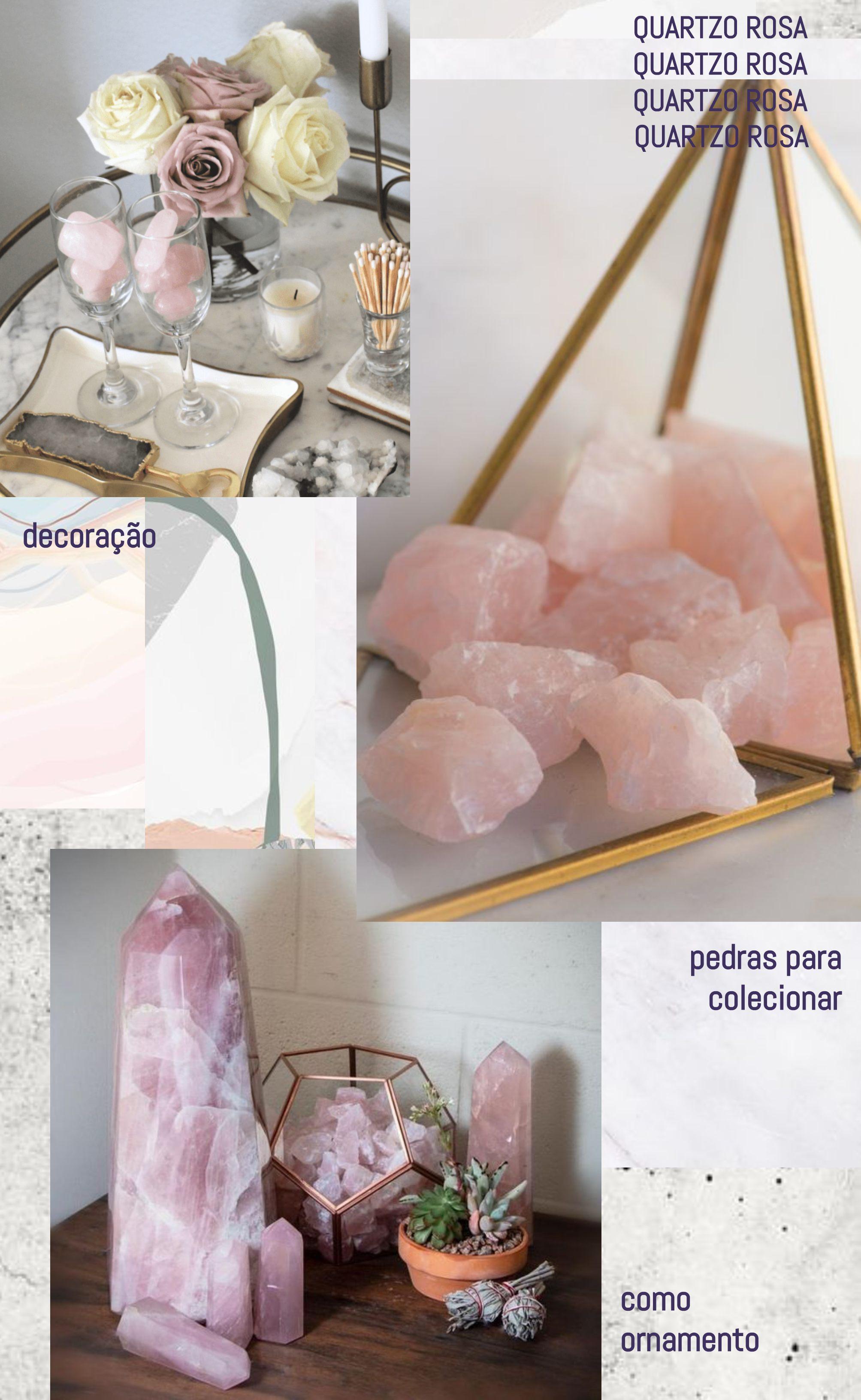 quartzo rosa