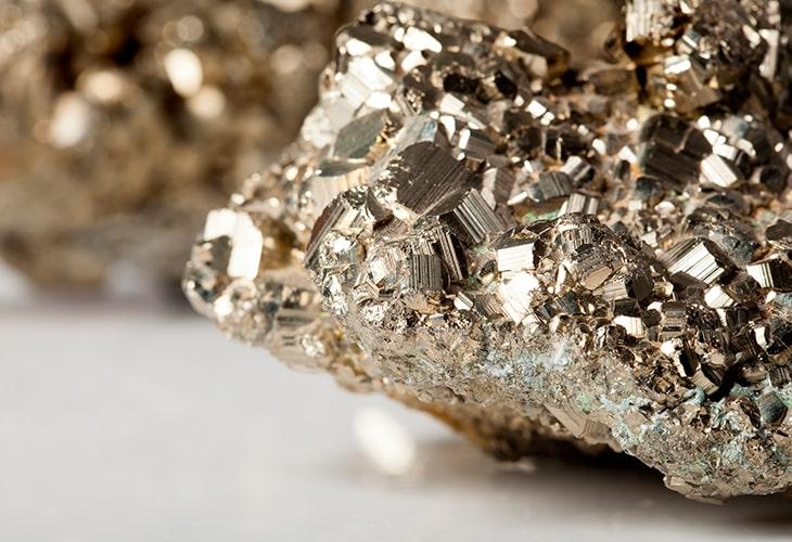 Pirita: pedra da fortuna e da prosperidade