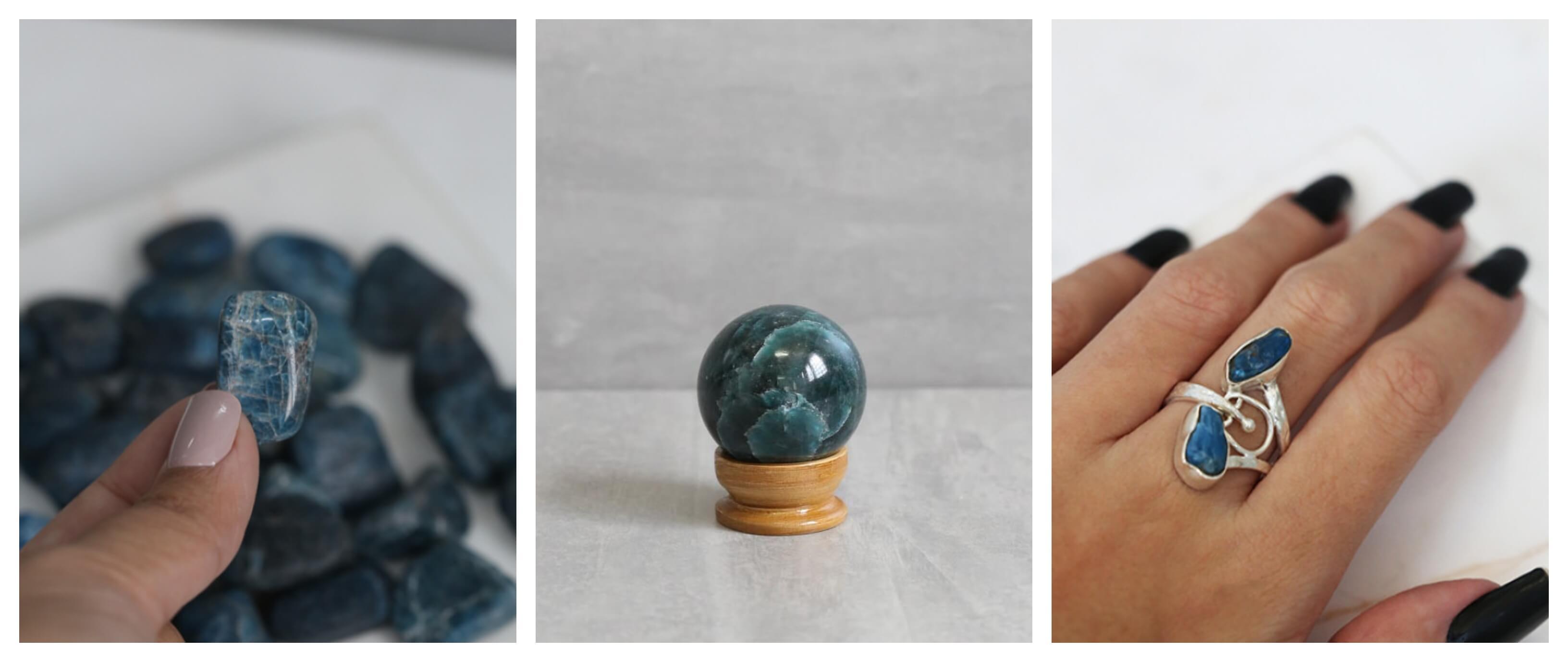 Pedra Apatita: conheça o cristal da intuição e iluminação