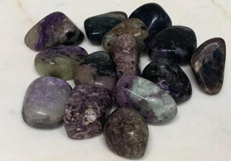 charoita pedras avulsas
